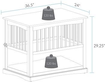 Best Indoor Intermediate Indoor Pet Crate