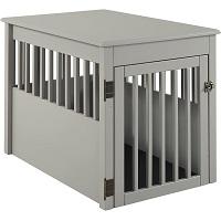 Best Medium Indoor Furniture Pet Crate End Table Summary
