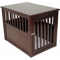 Best Medium Indoor Wooden Products Pet Crate Summary