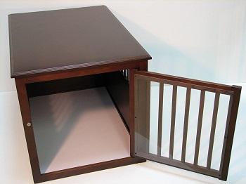 Best Medium Indoor Wooden Products Pet Crate