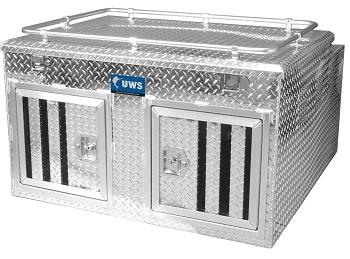Best Metal For Trucks 2-Door Deep Dog Box