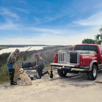 Best Metal For Trucks UWS 2-Door Deep Dog Box