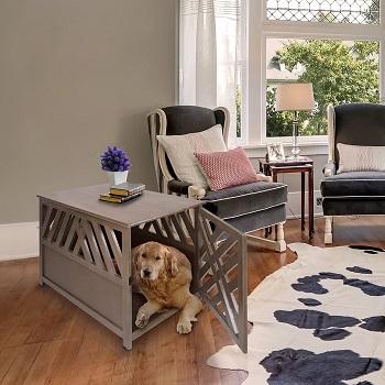 Best Of Best Indoor Wooden Casual Home Wooden Pet Crate