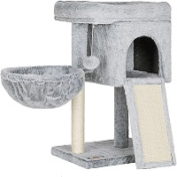 Best Small Cat Tree With Large Perches Summary