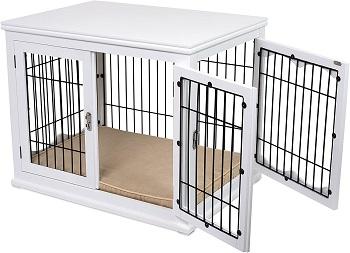 Best Small Indoor Wooden Internet's Best Decorative Dog Kennel