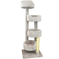 Best Tall Cat Tree With Large Perches Summary