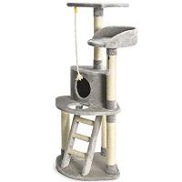 Best With Condo Gray Cat Tree Summary