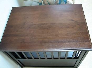 Best Wooden Indoor Furniture Pet Crate