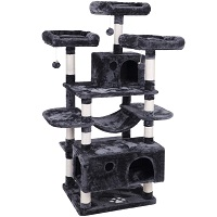 Best cat tree with hammock for large cats summary