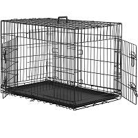 BestPet 30-in Medium Dog Crate Summary