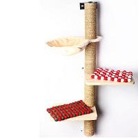 Big Nose Wall Tall Cat Tree Summary
