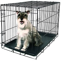 Carlson Pet Products Secure Dog Crate Summary