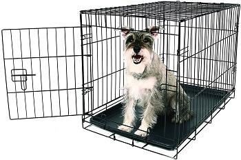 Carlson Pet Products Secure Dog Crate