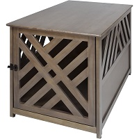 Casual Home Wooden Pet Crate Summary