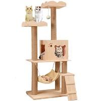 Catforest Activity Cat Play House Summary