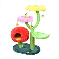 Catry Colorful Flower Condo Tree Summary
