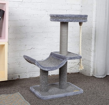Catry Cradle Bed Cat Tree Review