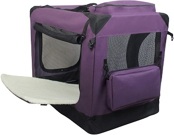 EliteField 3-Door Soft Dog Crate Review