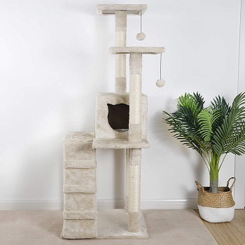 Epetlover Cheap Big Cat Trees