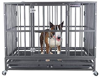 FURUISEN Heavy Duty Dog Crate Review