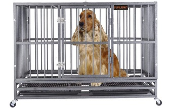 FURUISEN Heavy Duty Dog Crate