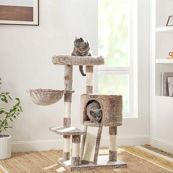 Feandrea 2-Cat Cat Tree