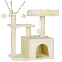 Feandrea Small Cat Tower Small Homes Summary