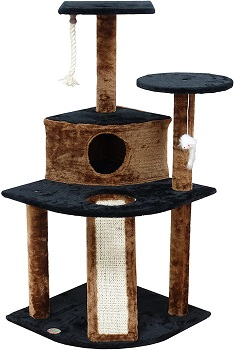 Go Pet Club F713 Cat Tree Review