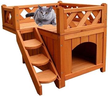 Goobest Cat Tree Condo House Review