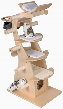 Good Life Deluxe Solid Cat Tower Review
