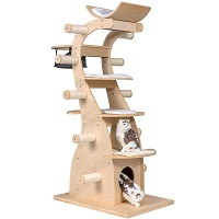 Good Life Deluxe Solid Cat Tower Summary