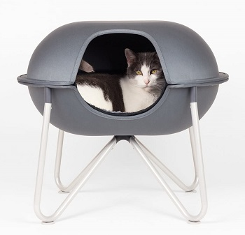 Hepper Cat Lounge Bed Condo Review