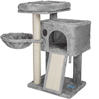 Hey Brother Plush House Cat Tower Summary
