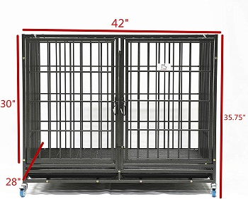 Homey Pet 43 Heavy Duty Cage Review