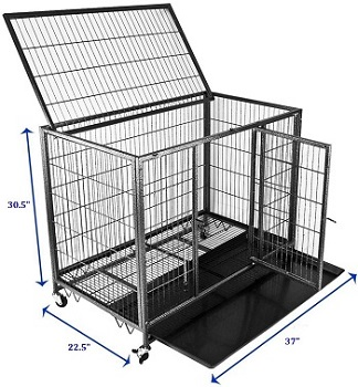 Homey Pet Cage