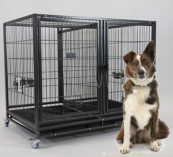 Homey Pet Stackable Heavy Duty Cage r
