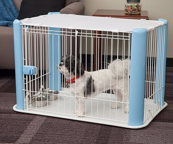 IRIS Wire Dog Crate