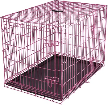 Internet's Best Wire Dog Kennel Review