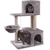 Js Nova Juns Two-Cat Tree Tower Summary