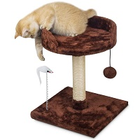 Korimefa Kitten Cat Tree With Perch Summary