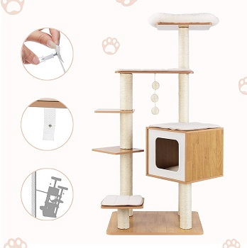 Lazy Buddy Chic Cat Furniture Review