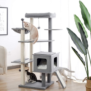 Made4Pets 7-Level Cat Tree Review