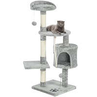 Mellcom Cheap Tree Cat Condo Large Cats Summary