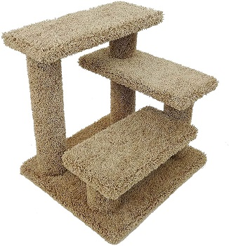 New Cat Condos Cat Tower With Stairs Review