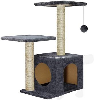 Otlive Groundfloor Cat Condo Tree Review
