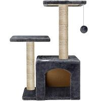 Otlive Groundfloor Cat Condo Tree Summary