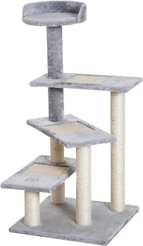 PawHut 5-Level Stairs Tree Review