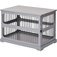 PawHut Decorative Dog Cage Summary