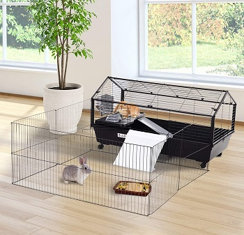 Pawhut Cage With Run review