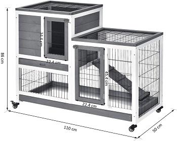 Pawhut cage (2)